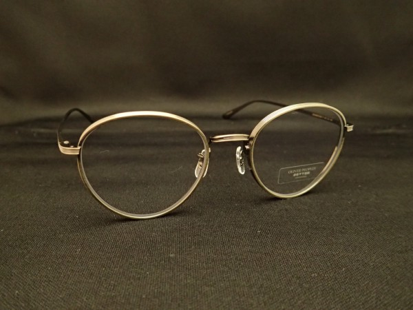 OLIVER PEOPLES THE ROW コラボレーションフレーム BROWNSTONE
