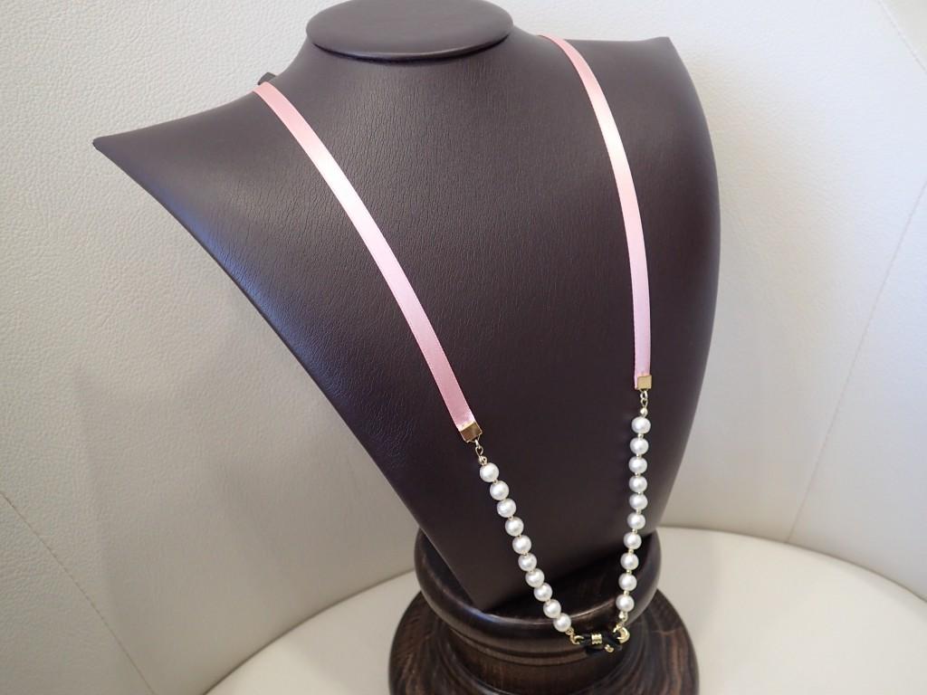 EYFe(アイフ) Cotton Pearl Grosgrain Cord (コットンパールグラスコード)