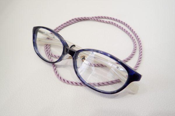 EYFe(アイフ)  ECD-019 新作シルクグラスコード入荷 メガネ雑貨