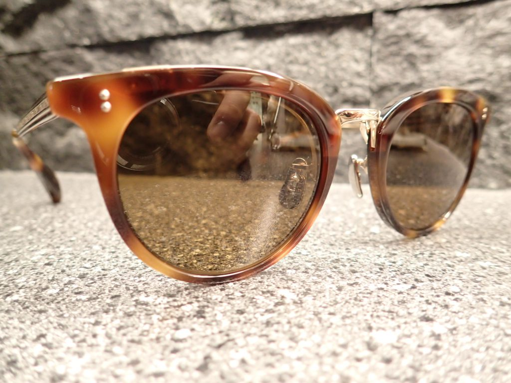 OLIVER PEOPLES(オリバーピープルズ) Mckinley-sun