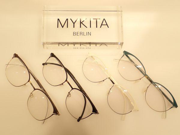 MYKITA(マイキータ)LITEシリーズからEDDAのご紹介です。
