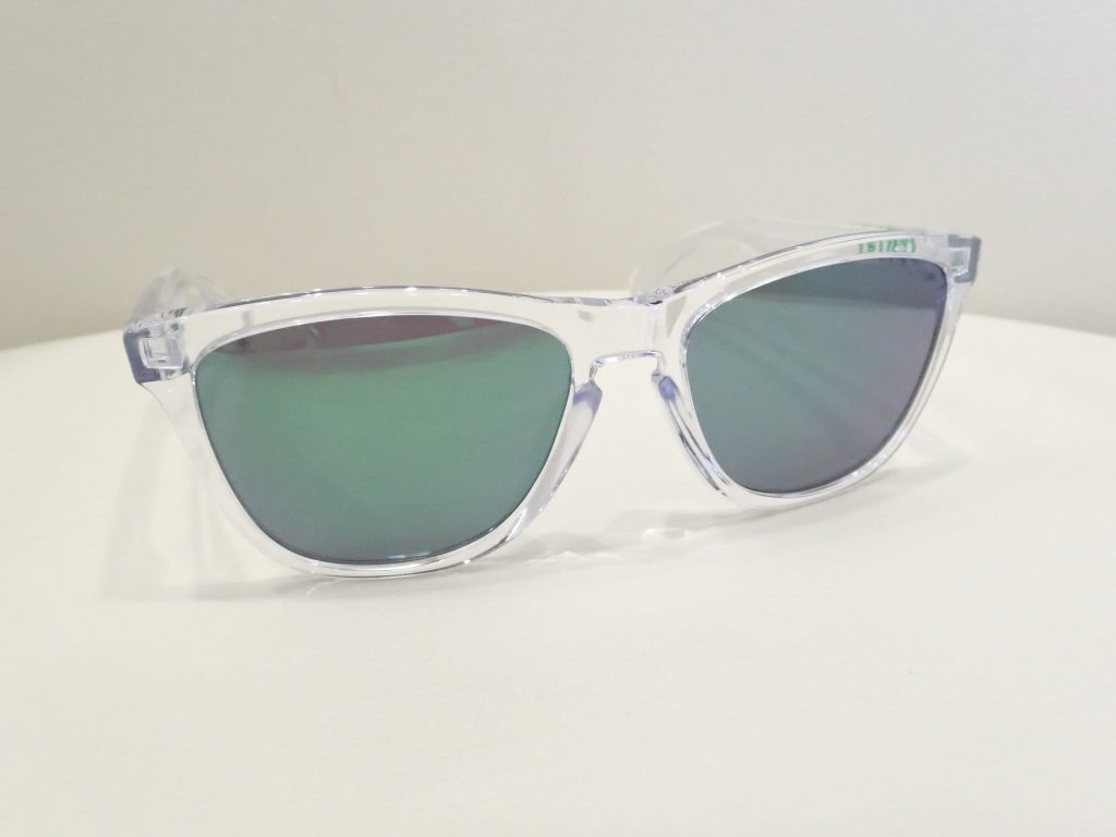 OAKLEY(オークリー) Frogskins(フロッグスキン) CRYSTAL CLEAR COLLECTION サングラス入荷しました