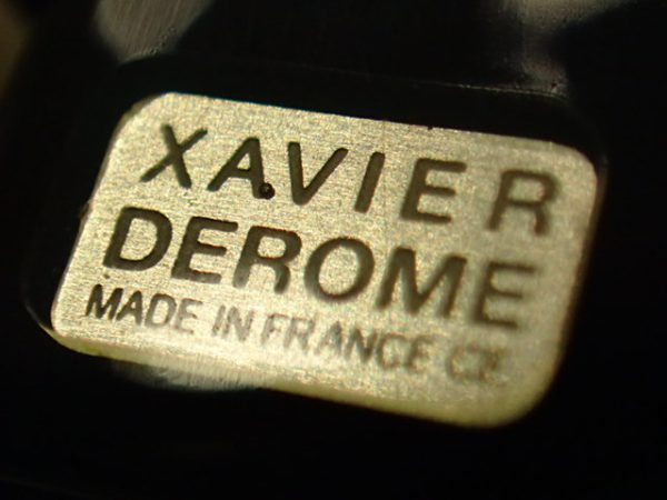 XAVIER DEROME(ザビエル・デローム) 新規取り扱い開始しました! XAVIER DEROME メガネ雑貨