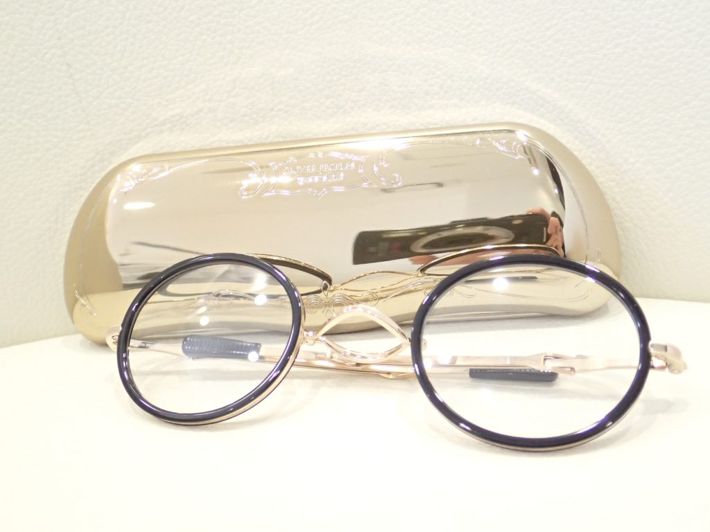 OLIVER PEOPLES(オリバーピープルズ) Cardwell 2017新作メガネフレーム再入荷