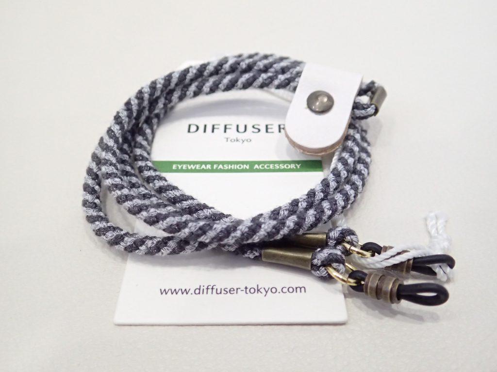DIFFUSER(ディフューザー) 新入荷グラスコード ADJUSTABLE LENGTH GLASS CODE2