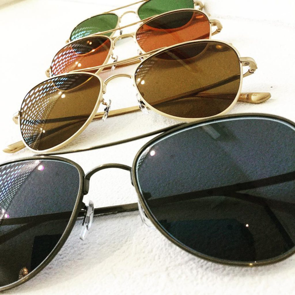 OLIVER PEOPLES(オリバーピープルズ)×THE ROW(ザ ロウ) EXECUTIVE SUITE