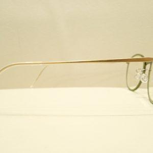 LINDBERG(リンドバーグ) n.o.w お客様にオーダーメイドで素敵な眼鏡を作っていただきました。 LINDBERG