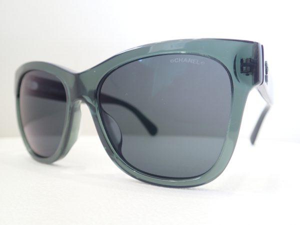 CHANEL(シャネル) 5380A カジュアルに掛けていただけるサングラスのご紹介です。 CHANEL