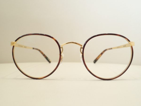 BUNNEY OPTICALS by OLIVER PEOPLES 「NHS-JOHN」 コラボレーションフレームの入荷です