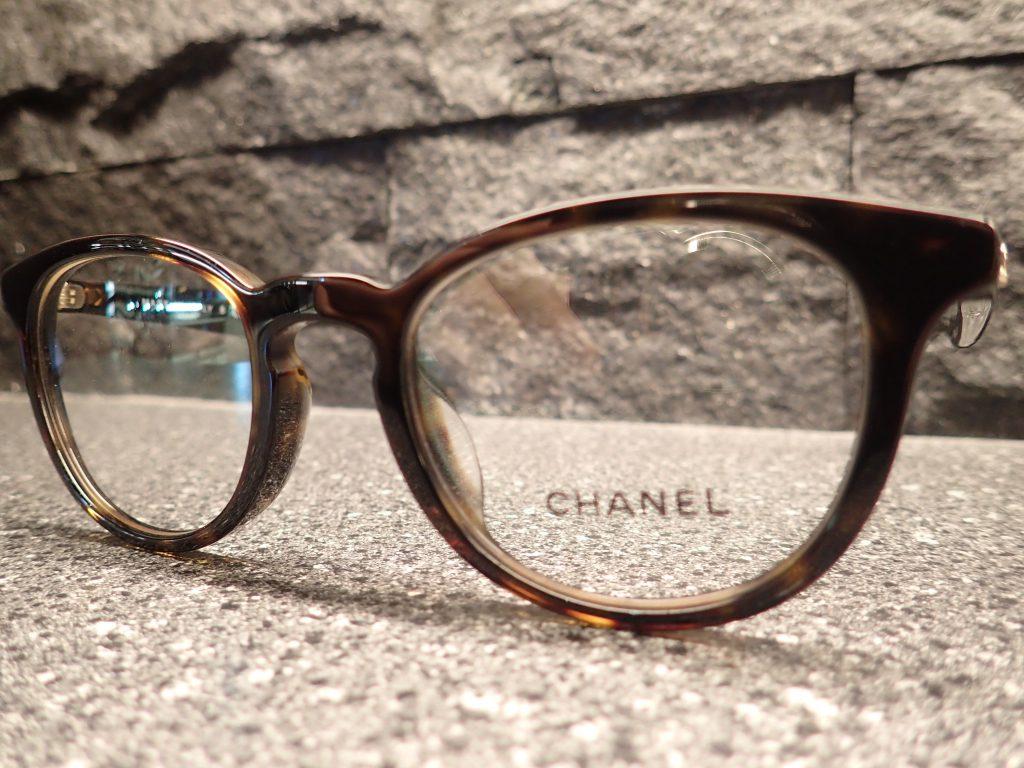 CHANEL(シャネル) 「3364A」 初めて丸眼鏡に挑戦する方にお勧めです