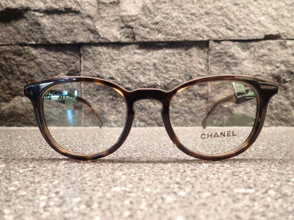 CHANEL(シャネル) 「3364A」 初めて丸眼鏡に挑戦する方にお勧めです CHANEL