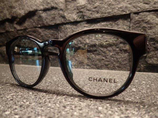 CHANEL(シャネル) 「3346A」 クラシカルで品のあるボストンフレームです CHANEL