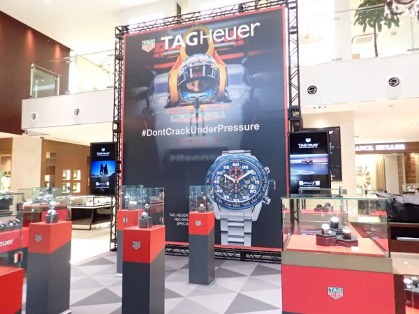 TAG Heuer DAY(タグホイヤーデイ) 2017年今年も開催