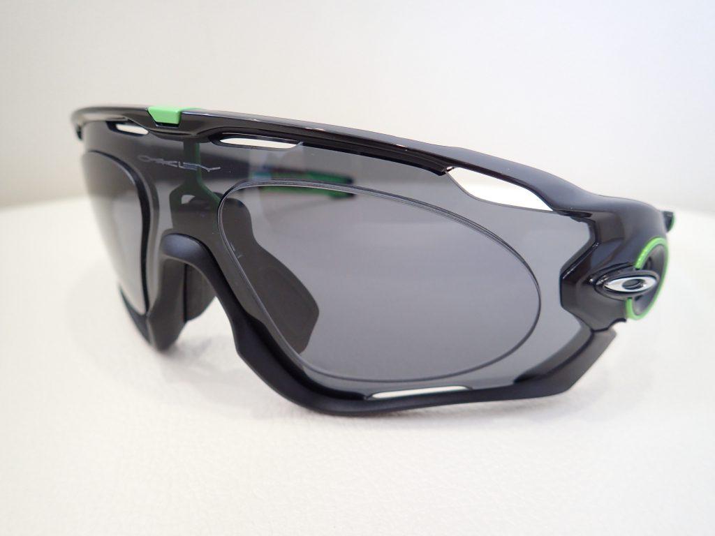 OAKLEY(オークリー) 「JAWBREAKER」お客様の度付きサングラスが完成しました。