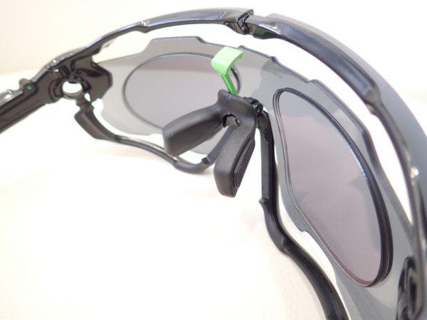 OAKLEY(オークリー) 「JAWBREAKER」お客様の度付きサングラスが完成しました。 OAKLEY