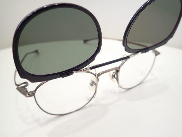オーダーメイドのクリップオンがお作りいただけます。 メガネ雑貨