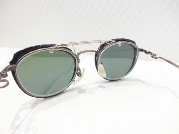 999.9(フォーナインズ) 「S-145T」お客様のメガネが仕上がりました。 999.9
