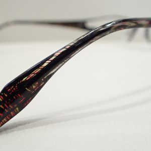 「今お使いの眼鏡はきれいですか?」フレームメンテナンスbefore&after 加工