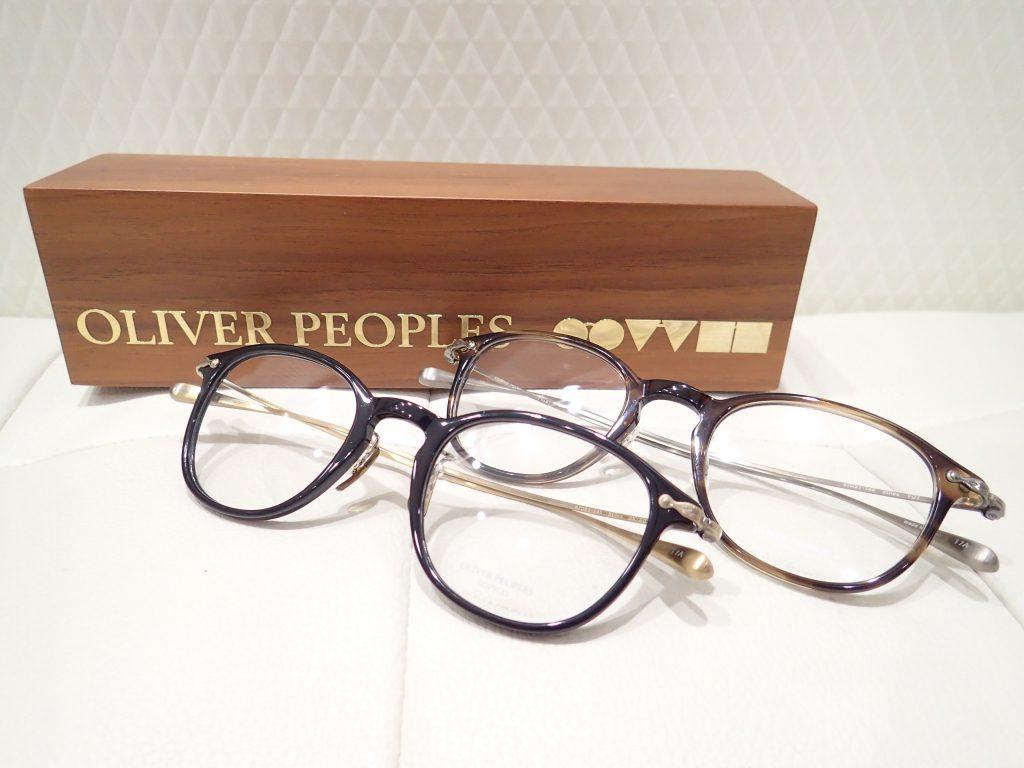 OLIVER PEOPLES(オリバーピープルズ) 「Stiles」メガネフレーム