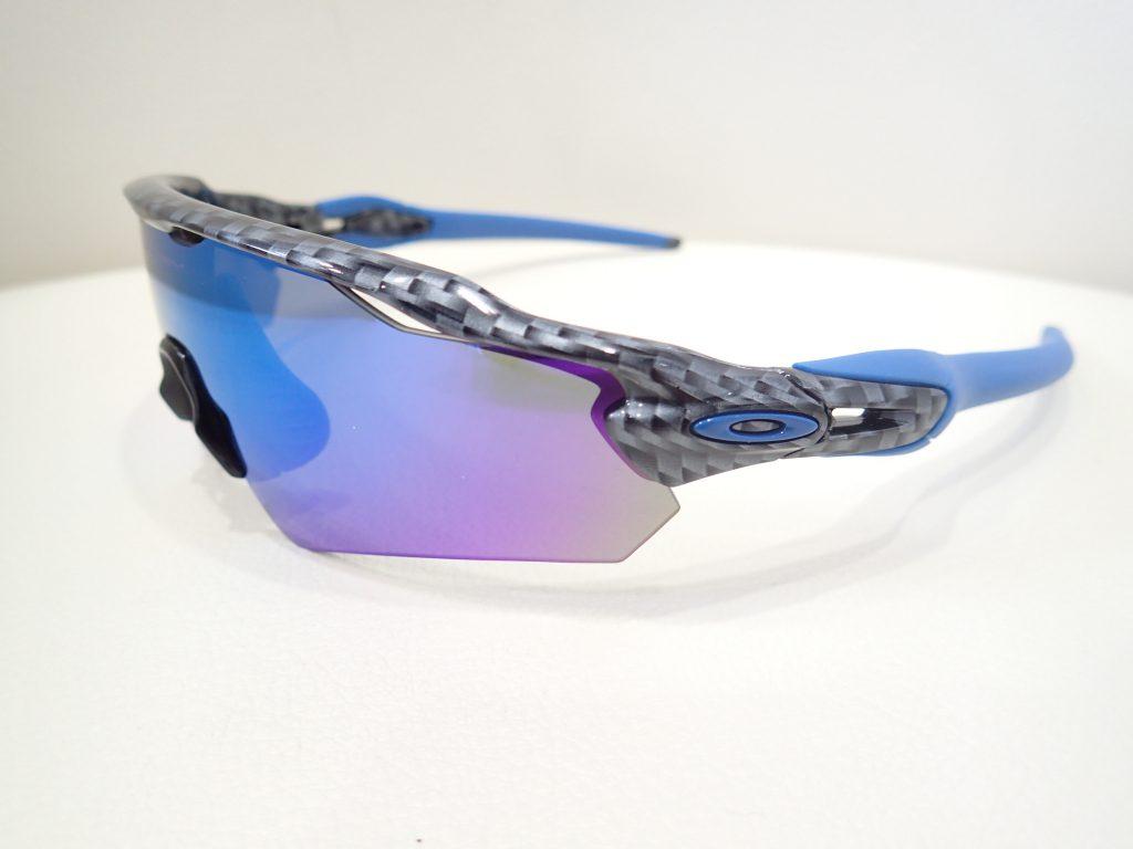 OAKLEY(オークリー)「RADER EV OCE」お客様のサングラス出来上がりました。