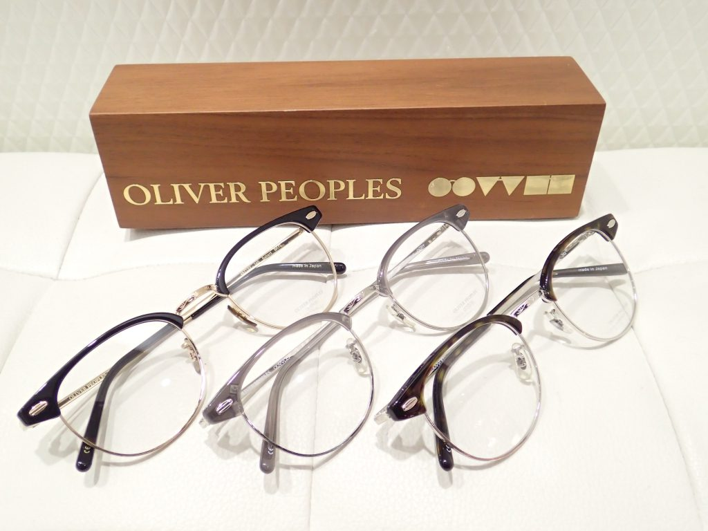 OLIVER PEOPLES(オリバーピープルズ) 「BALLARD」新入荷メガネフレーム