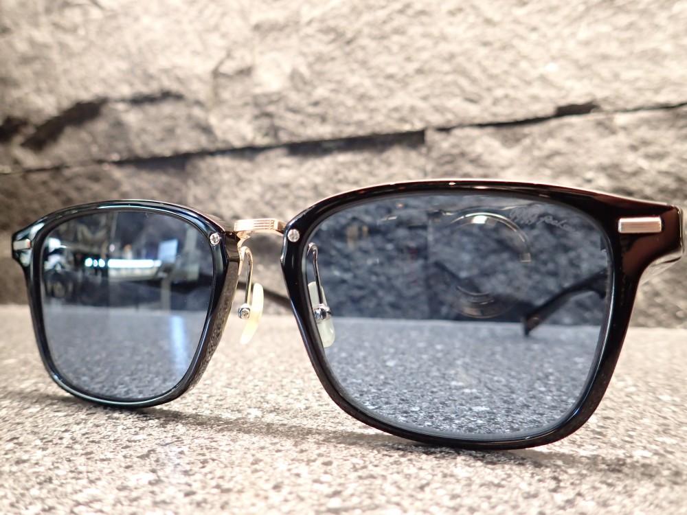 999.9feelsun(フォーナインズフィールサン)「F07-M」ライトカラーサングラスです。