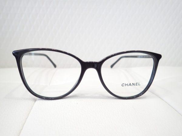 CHANEL(シャネル) 「3373A」キャッツアイシェイプ メガネフレーム CHANEL