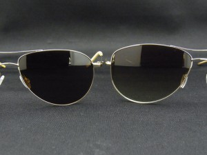 OLIVER PEOPLES Benedict or Strummer