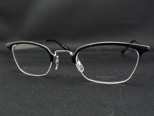 OLIVER PEOPLES 新作 Jedson