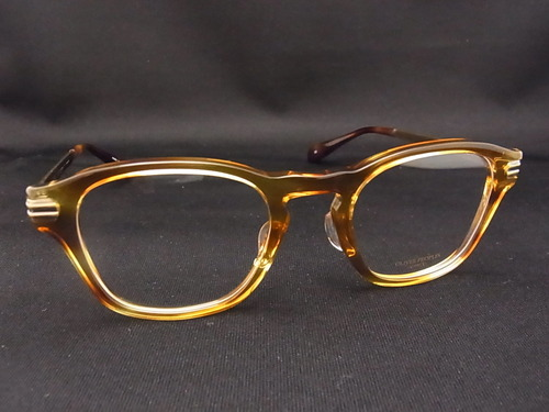 OLIVER PEOPLES 新作 Maxime
