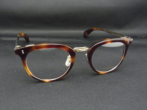 OLIVER PEOPLES 新作 Mckinley