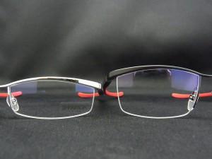 starckeyes(スタルクアイズ) SH0001 と SH9901 を比べる。
