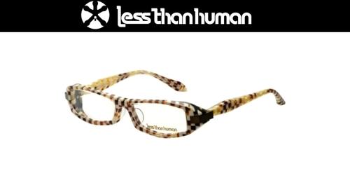 Less Than Human(レス・ザン・ヒューマン)