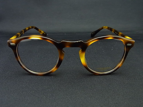 OLIVER PEOPLES Gregory Peckモデル OLIVER PEOPLES
