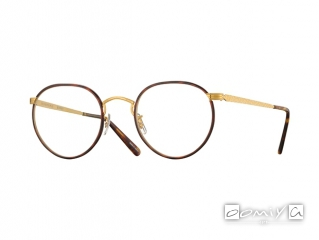 BUNNEY OPTICALS by OLIVER PEOPLES NHS-JOHN col.BR