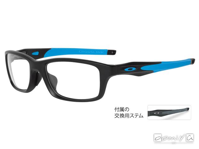 OAKLEY (オークリー)|CROSSLINK RANGE (OX8044-0155) 眼鏡フレーム