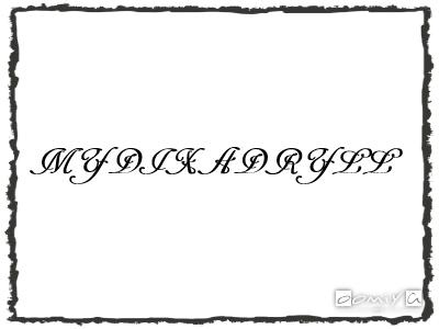 MYDIXADRYLL