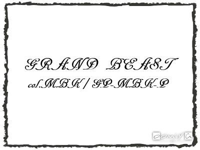 CHROME HEARTS (クロムハーツ)|GRAND BEAST サングラス