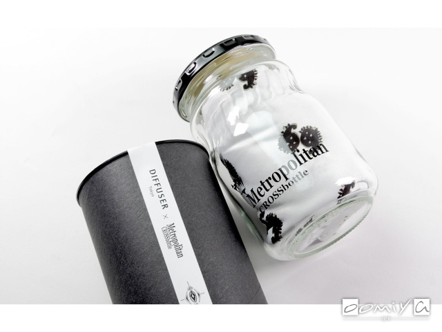 DIFFUSER (ディフューザー)|クロス Metropolitan CROSSbottle × DIFFUSER CLOTH BOTTLE (MCD001A)