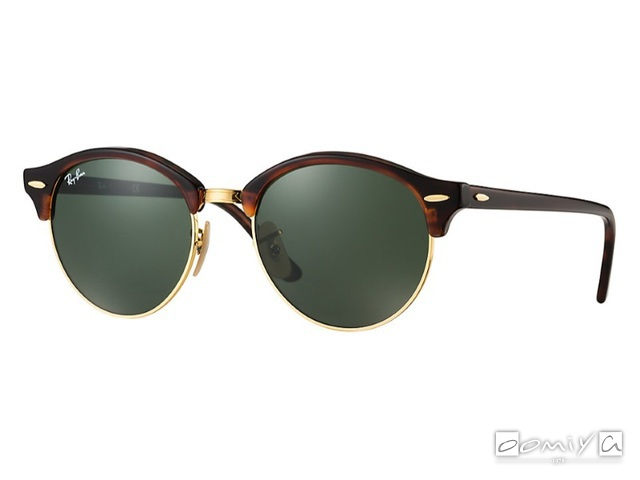 Ray-Ban (レイバン)|サングラス RB4246 col.990 CLUBROUND