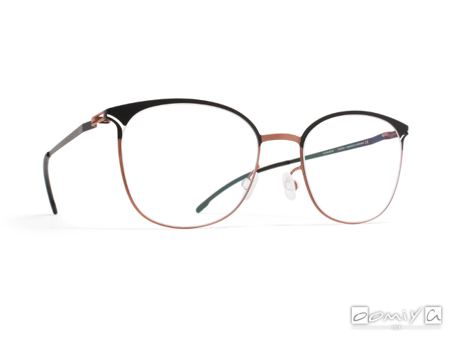 EDDA col.262(Shiny copper / Black)
