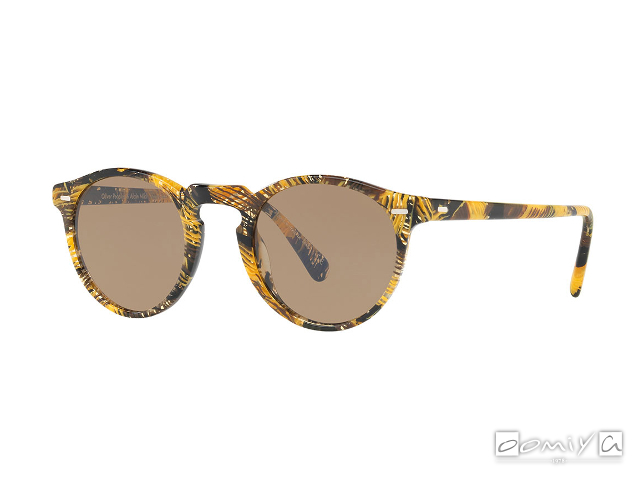 OLIVER PEOPLES for alain mikli OV5217S GREGORY PECK SUN 162253 サングラス|alain mikli(アラン ミクリ)