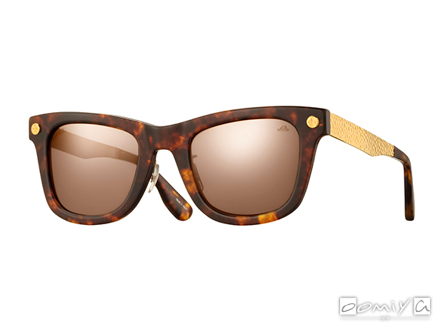 BUNNEY OPTICALS by OLIVER PEOPLES NHS-STEVEN col.BR
