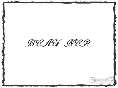 CHROME HEARTS (クロムハーツ)|BEAU NER フレーム