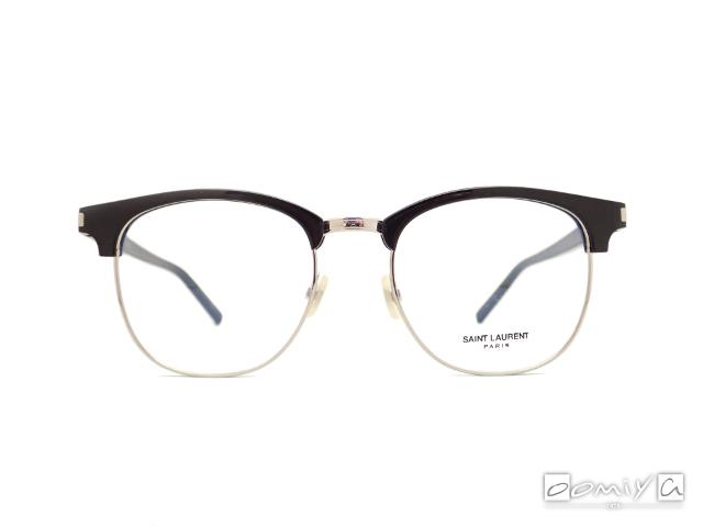 眼鏡フレーム SL104 001 SAINT LAURENT(サンローラン)