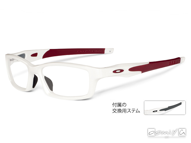 OAKLEY (オークリー)|CROSSLINK(OX8029-0456) 眼鏡フレーム