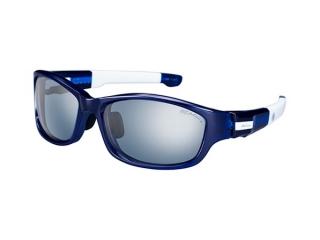 col.50 ダーククリスタルブルー レンズカラー:ライトブルー×シルバーミラー