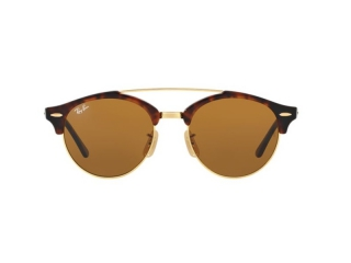Ray-Ban (レイバン)|サングラス RB4346 col.990/33 CLUBROUND DOUBLE BRIDGE