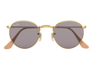 Ray-Ban (レイバン)|サングラス RB3447 9064/V8 ROUND METAL