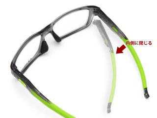 OAKLEY (オークリー)|CROSSLINK(OX8029-0256) 眼鏡フレーム